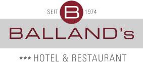 Logo des Ballands Hotel
